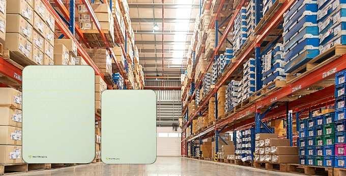 倉庫棚卸で活躍するIoT