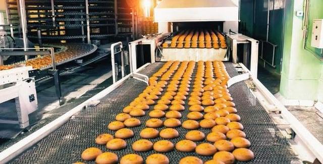 食品工場のイメージ