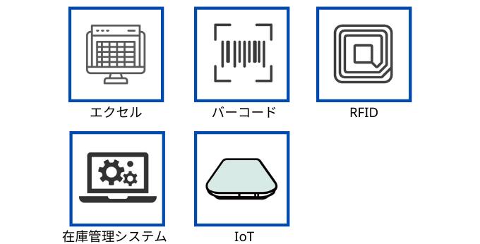 在庫管理ツールの種類
