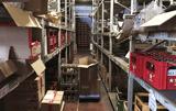 倉庫の在庫管理