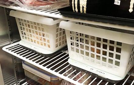 焼肉ホルモン三四郎の店内でのスマートマットクラウドの利用風景
