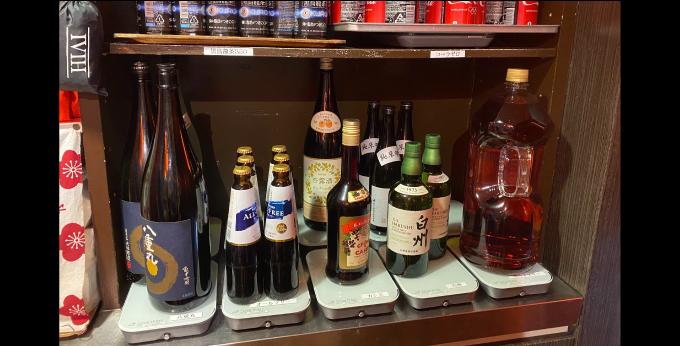 肉汁水餃子 餃包 酒類管理