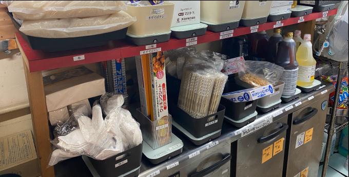 肉汁水餃子 餃包 管理商材2