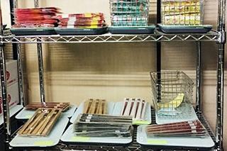 スマートマットクラウドで店舗資材管理