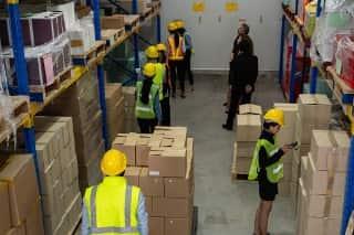 在庫管理業務の効率化