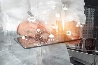 在庫管理業務の効率化に欠かせないIoT機器